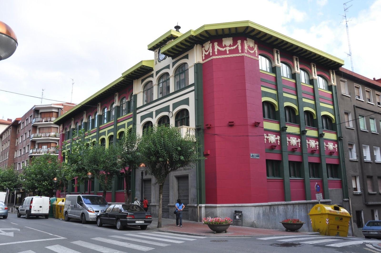 Resultado de imagen de escuela musica sestao